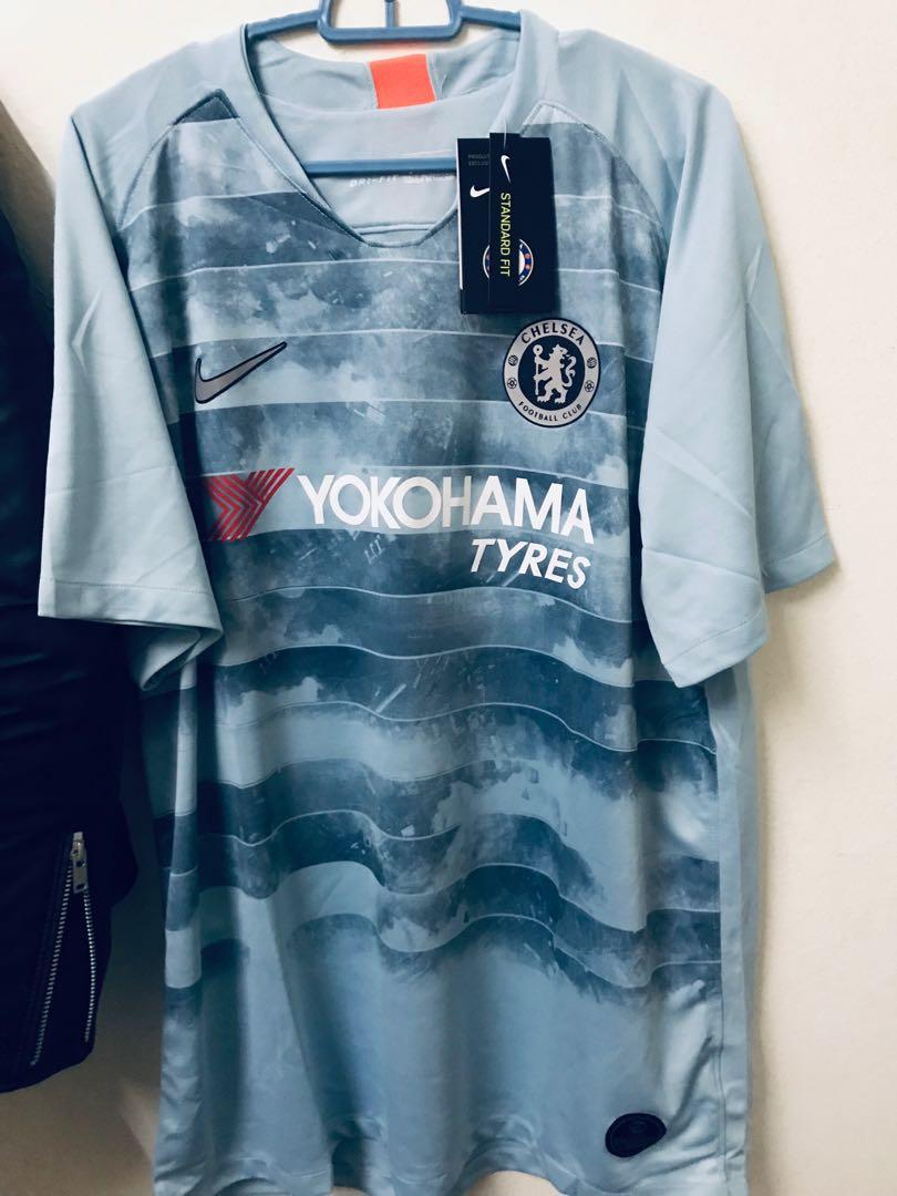 on sale c0ff9 361c5 Chelsea 2018 3rd kit on Carousell