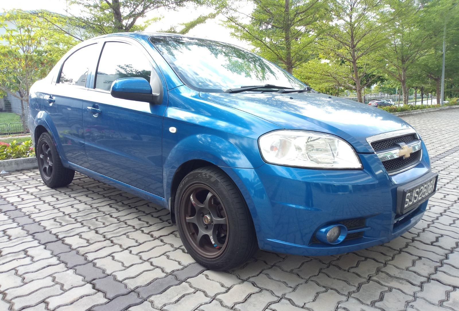 Chevrolet Aveo 1.4A Fuel Efficient & Best Rate In The Market!!!