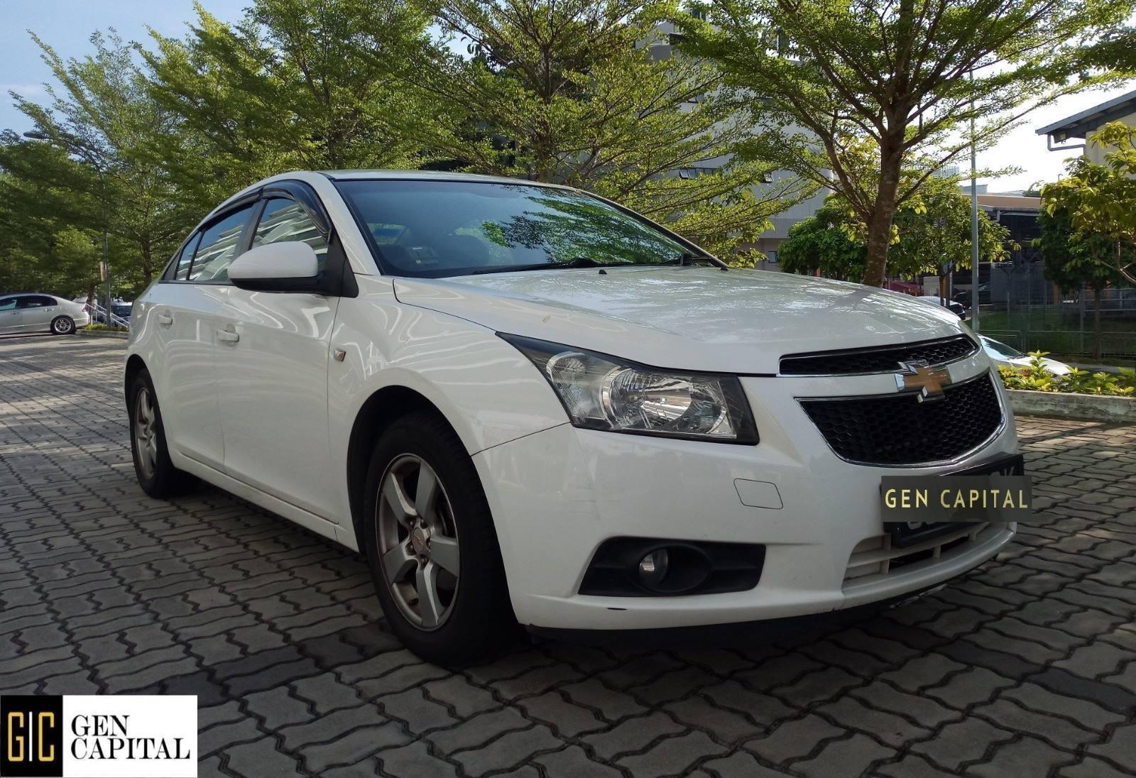 Chevrolet Cruze 1.6A Fuel Efficient & Best In the market!