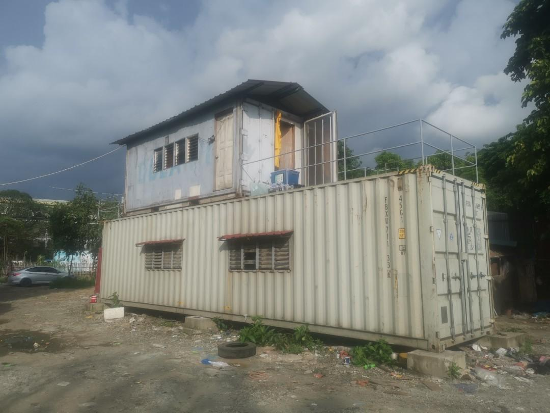 Container Van Office And Staff House Negotiable Price On
