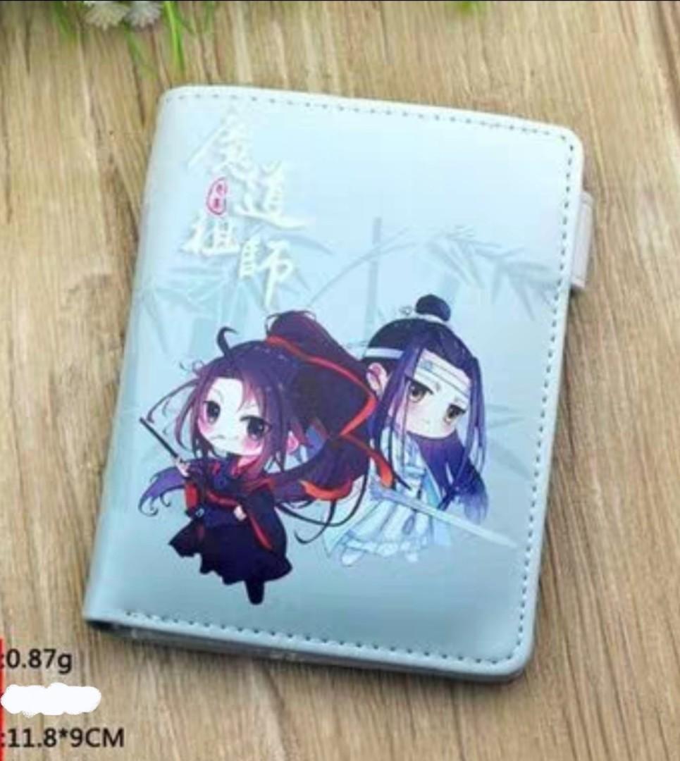 Demonic cultivation ( mo dao zu shi ) Anime Wallet