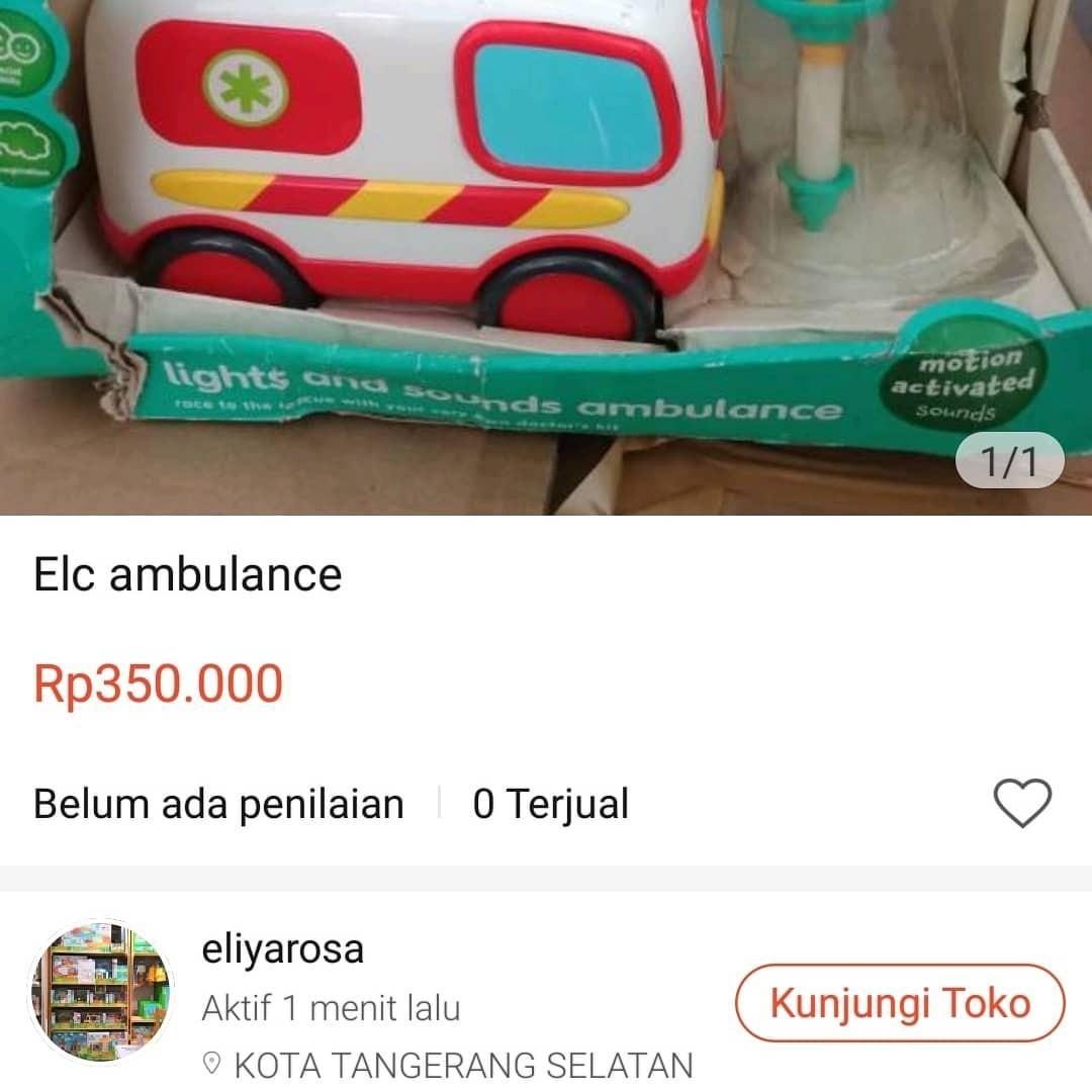 Elc sale paymen by shopee