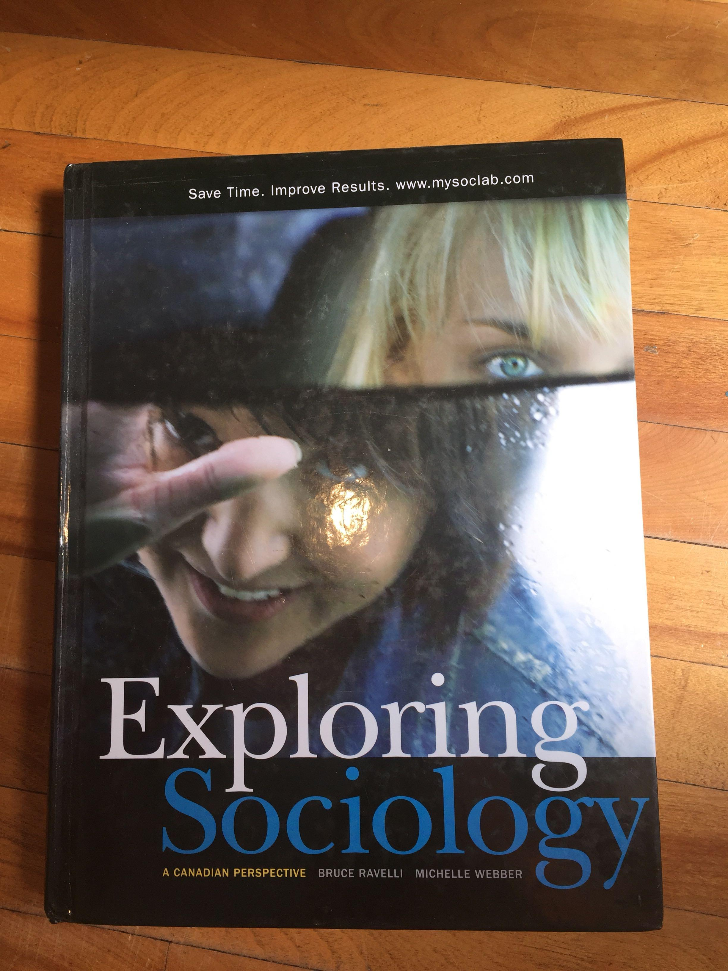 Exploring sociology: a Canadian perspective Webber