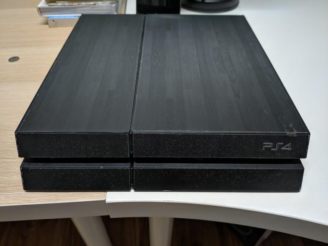 Faulty Ps4 for parts on Carousell