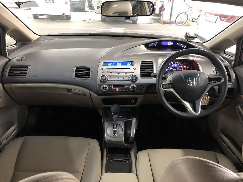 Honda Civic 1.3 Hybrid i-VTEC Auto
