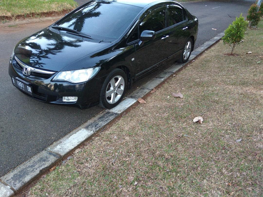 Honda Civic New FD1 2006 mulus, terawat, orisinil
