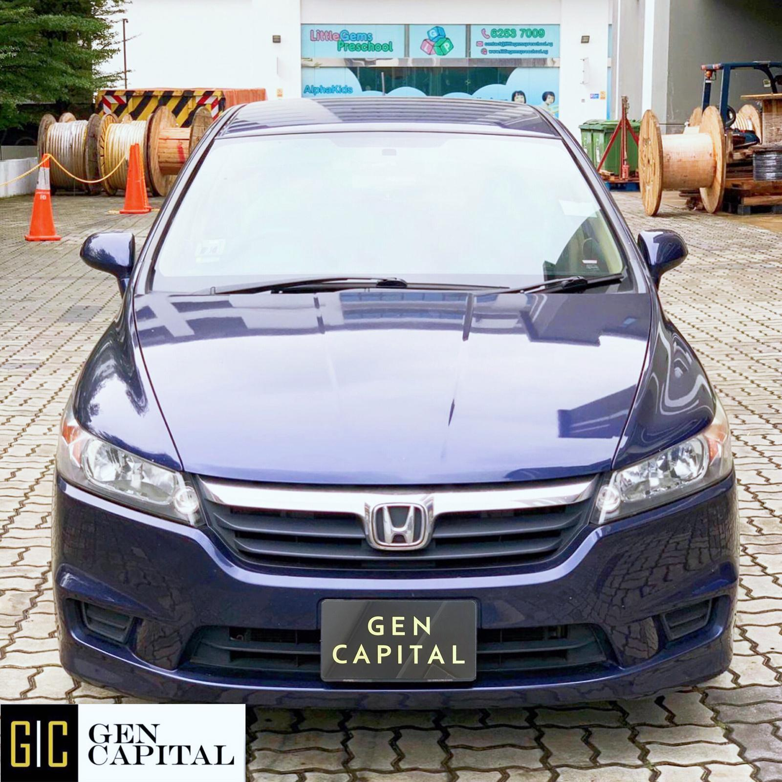 Honda Stream 1.8A *Lowest rental rates, good condition!