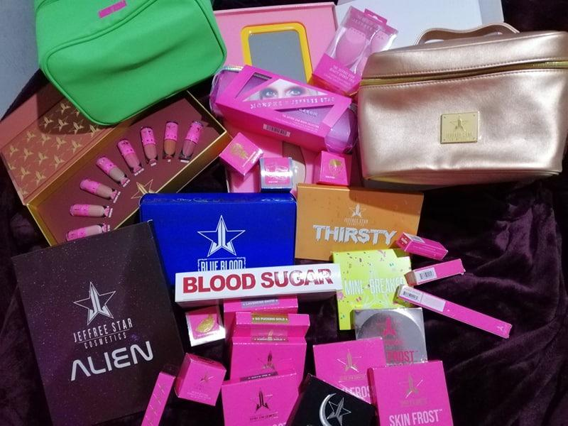 JEFFREE STAR BUNDLE COLLECTION: THE REAL DEAL: PRICES VARY