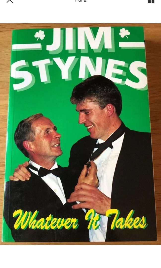 Jim Stynes - Whatever It Takes