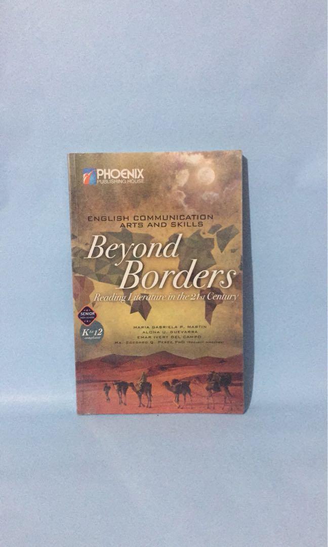 K-12 Senior High School Books (SHS) [Beyond Borders, Media and Information Literacy, General Mathematics]