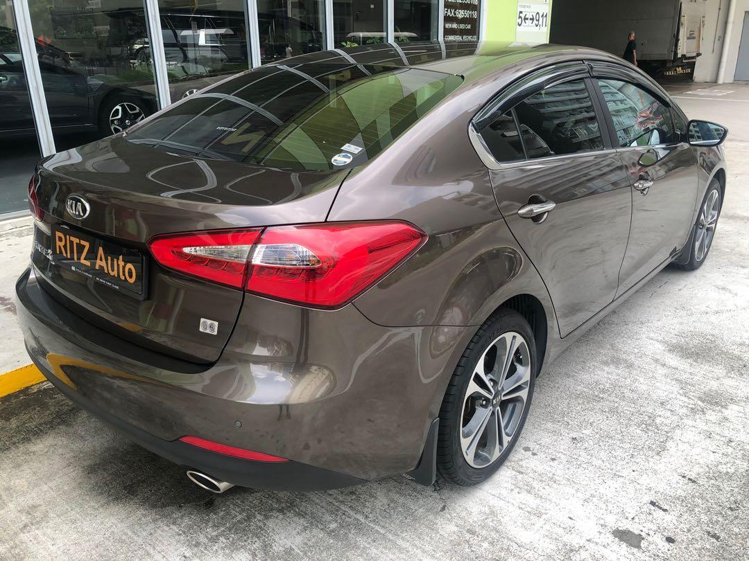Kia Forte K3 Auto 1.6