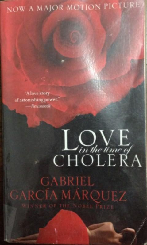 Love in the time of Cholera + Catcher in the rye +Like water for chocolate BOOK BUNDLE