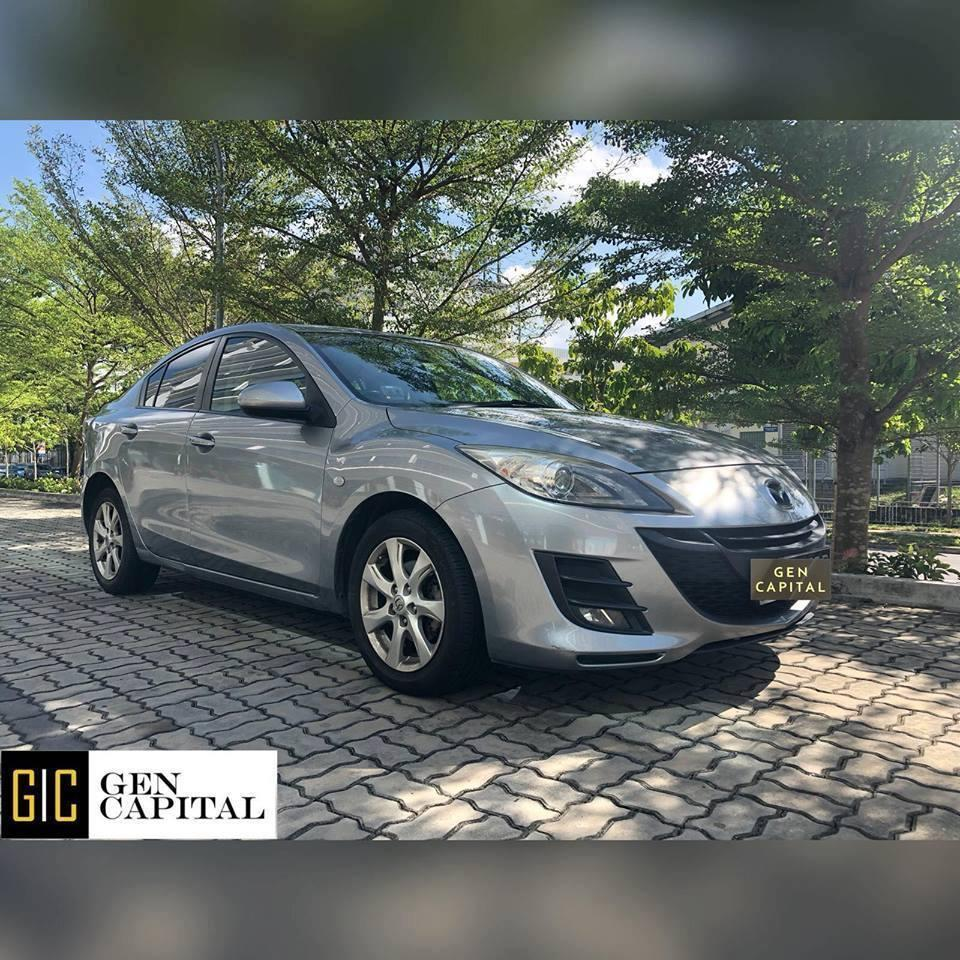 Mazda 3 luxury 1.6A Fuel Efficient & Best In Town!