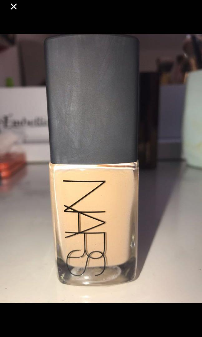 Nars sheer glow and 2 hourglass stick foundation (price is firm.)