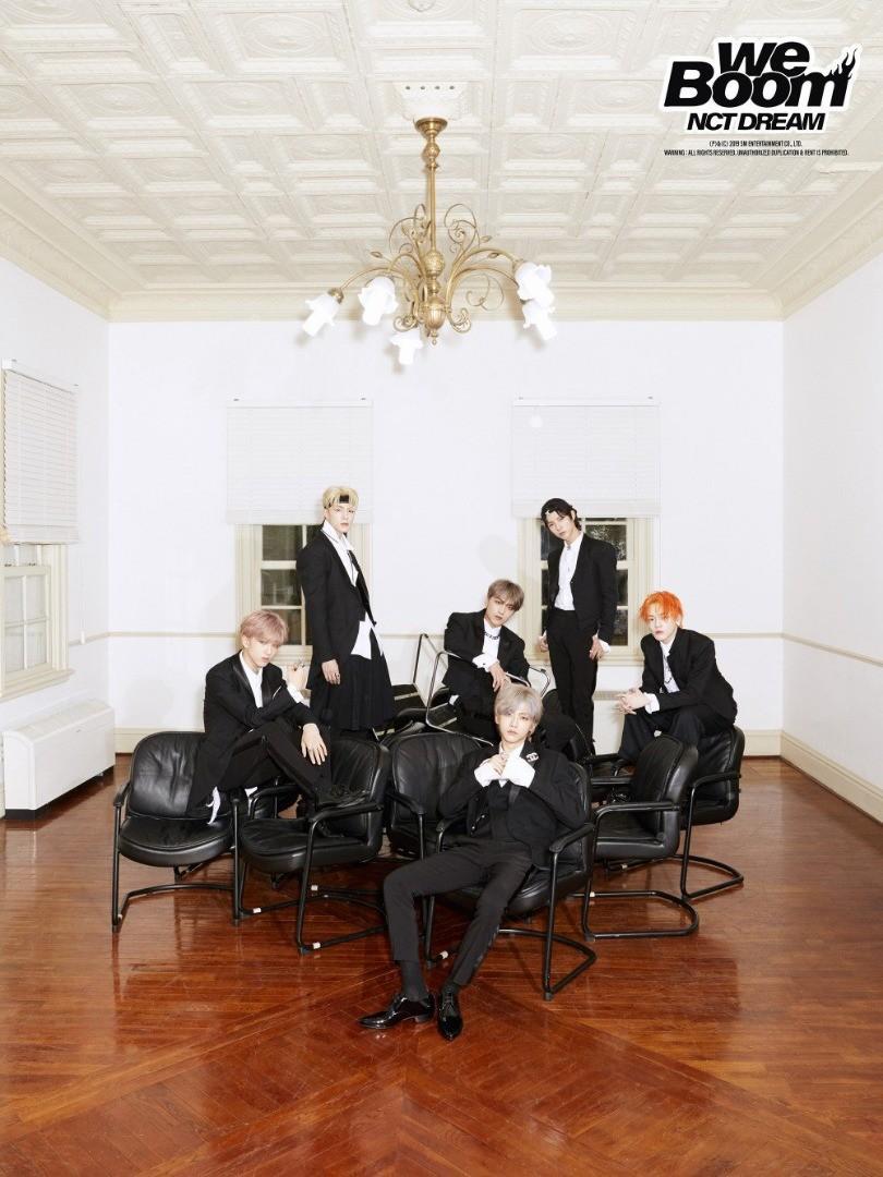 NCT DREAM 3rd Mini Album - We Boom (RANDOM VERSION)