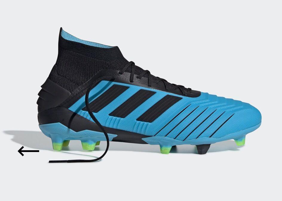 [New] Adidas Predator 19.1 Firm Ground Boots 10 UK (Latest)