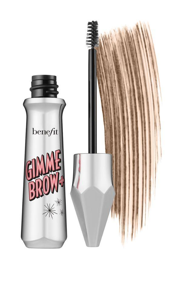 NEW Benefit Gimme Brow+ Volumising Eyebrow Gel Shade 3