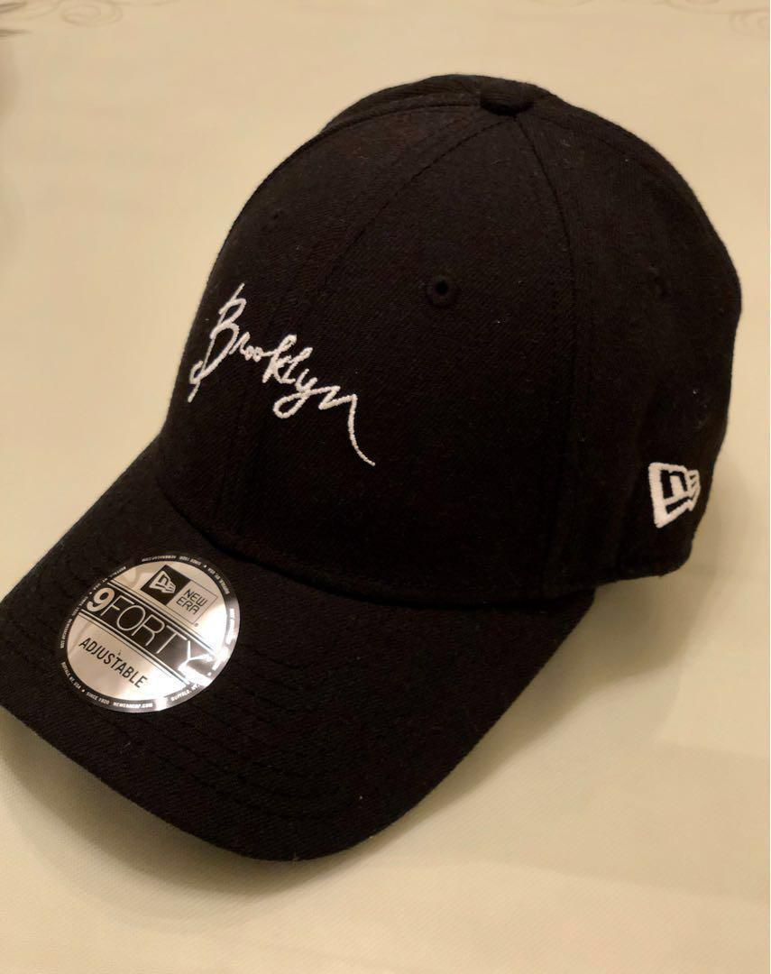 [全新正貨!]New Era NY cap with 'Brooklyn'(男女適用)