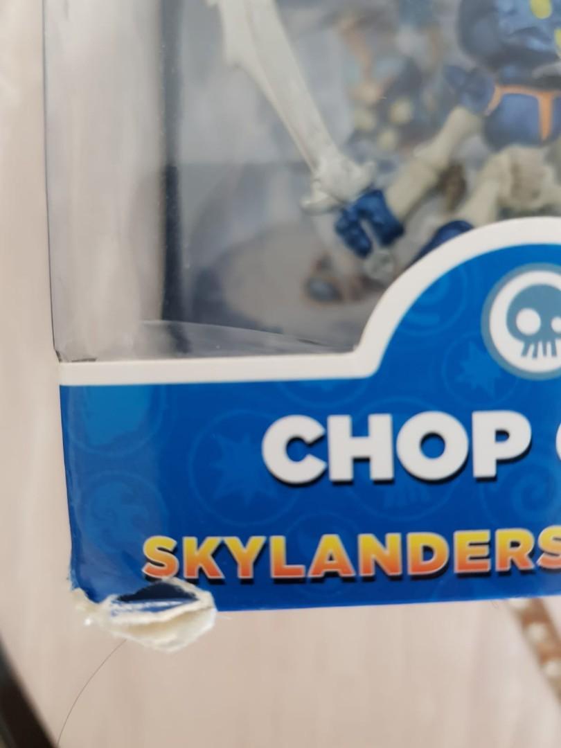 Nintendo Switch Skylanders set