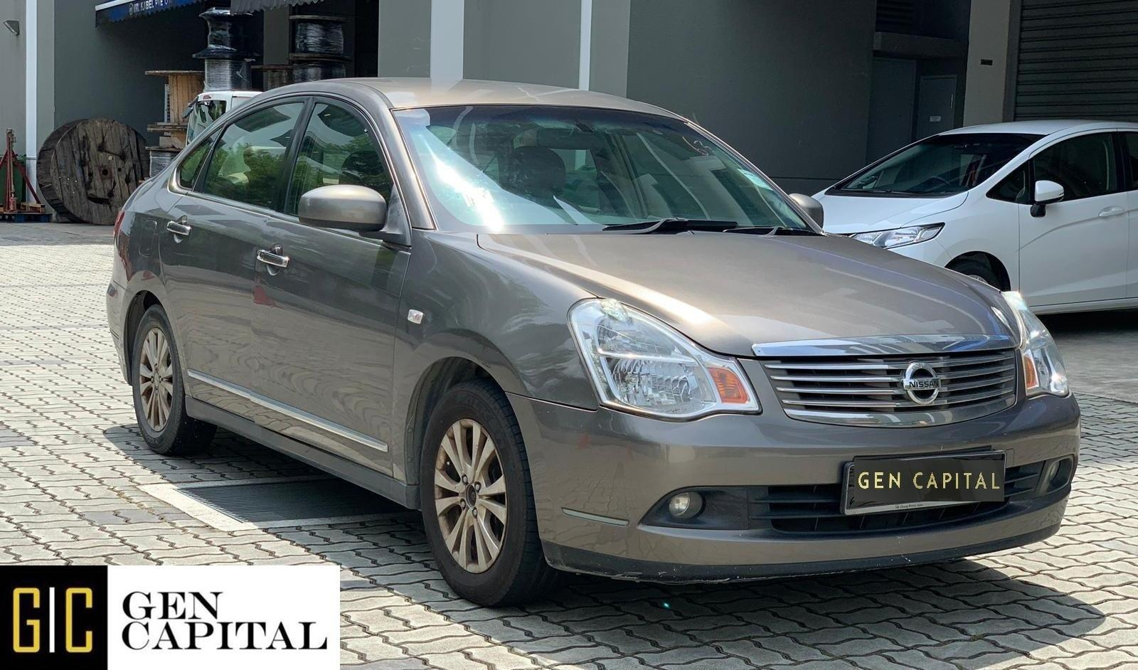 Nissan Sylphy *Lowest rental rates, good condition!
