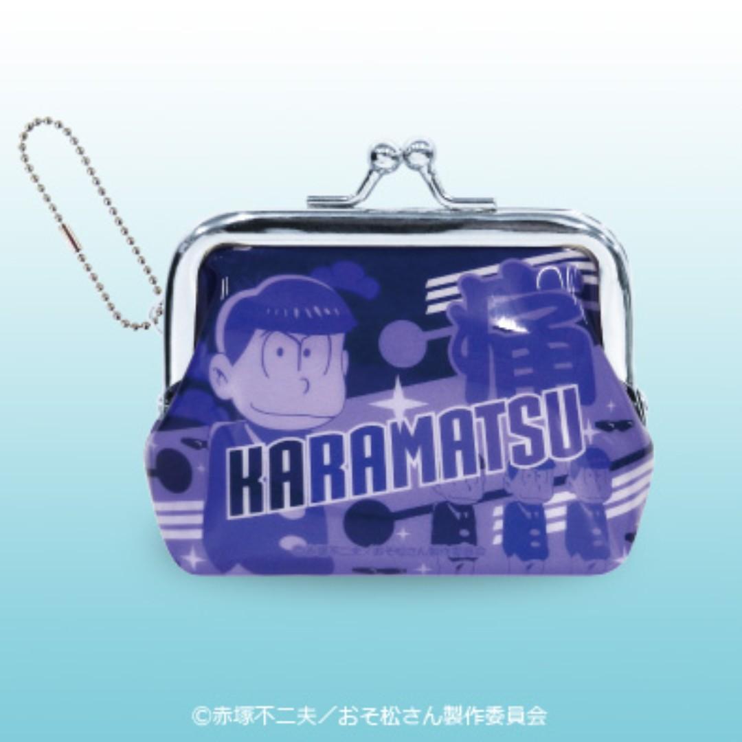 Osomatsu-san - Karamatsu - Coin Pouch / Metal Clasp Wallet
