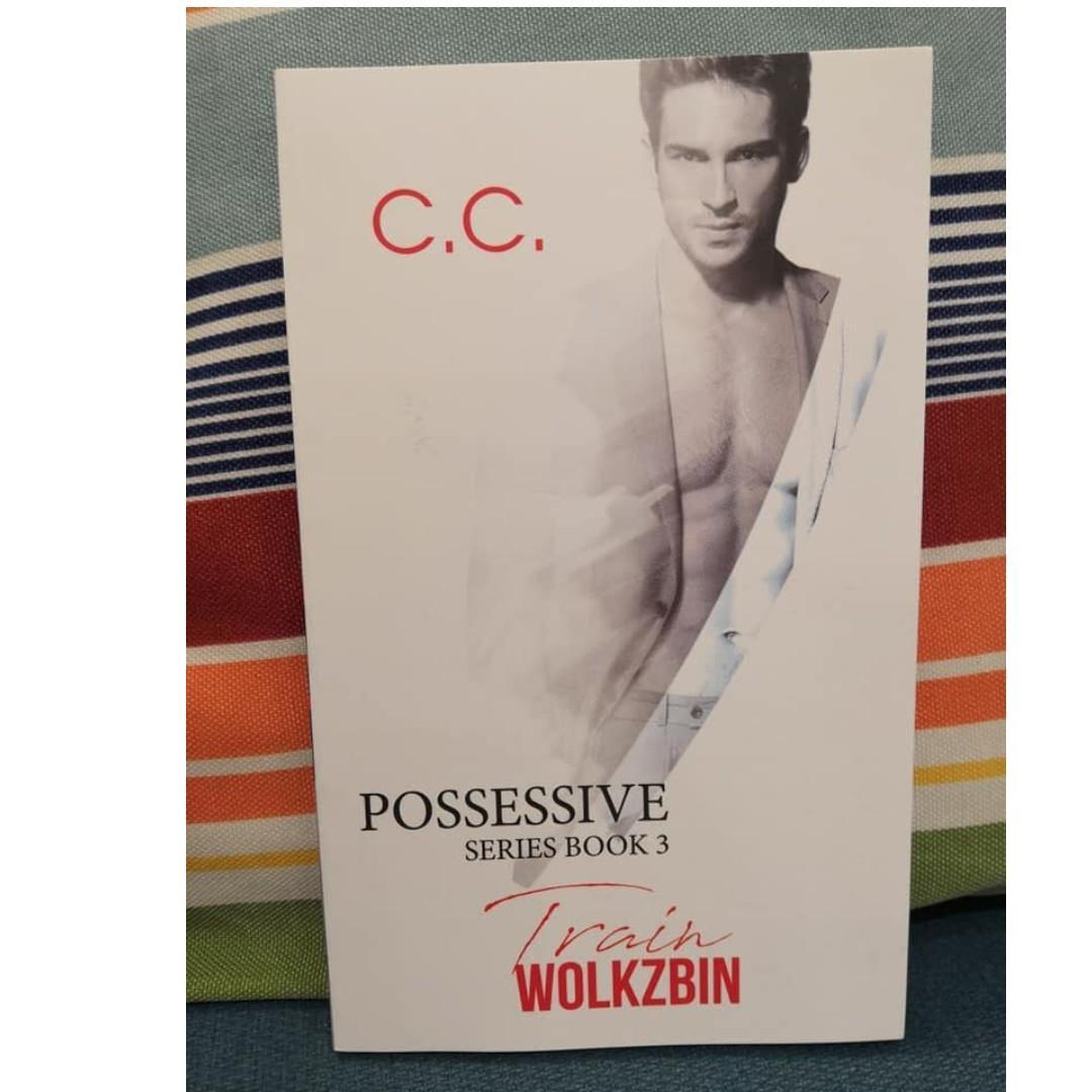 Possessive series - Tyron Zapanta / Luhence Vergara / Train Wolkzbin / Lander Storm