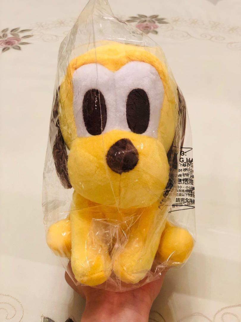 🐶Q版布魯托 Pluto 公仔