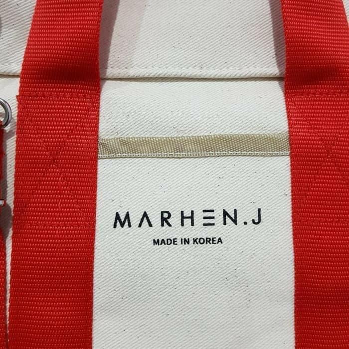 SALE tasbmarhen j premium list merah kekinian canvas vintage #joinjuli