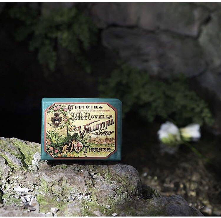 SMN聖塔瑪麗亞諾維拉香皂