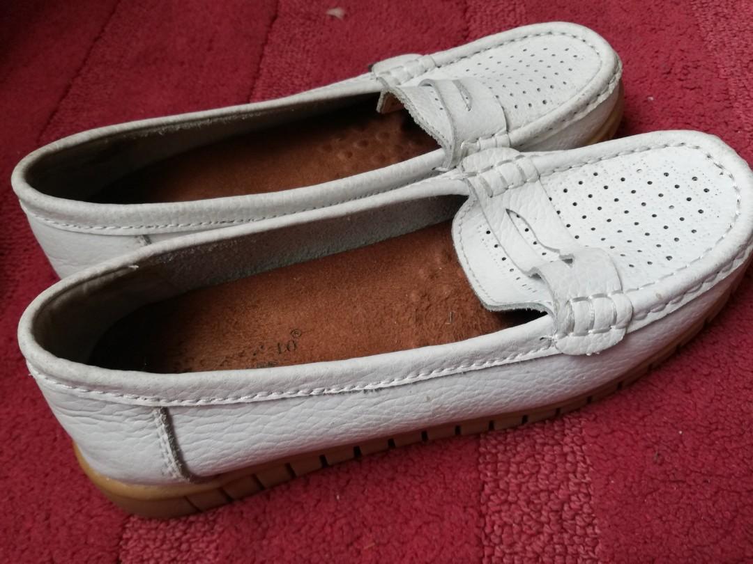 Swiss polo shoes