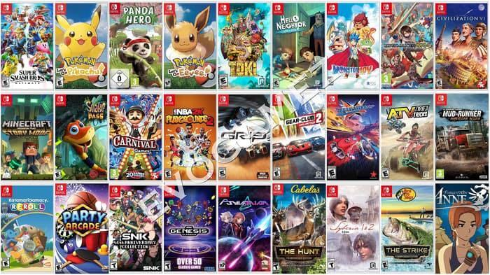 Switch cfw games download and update firmware service on