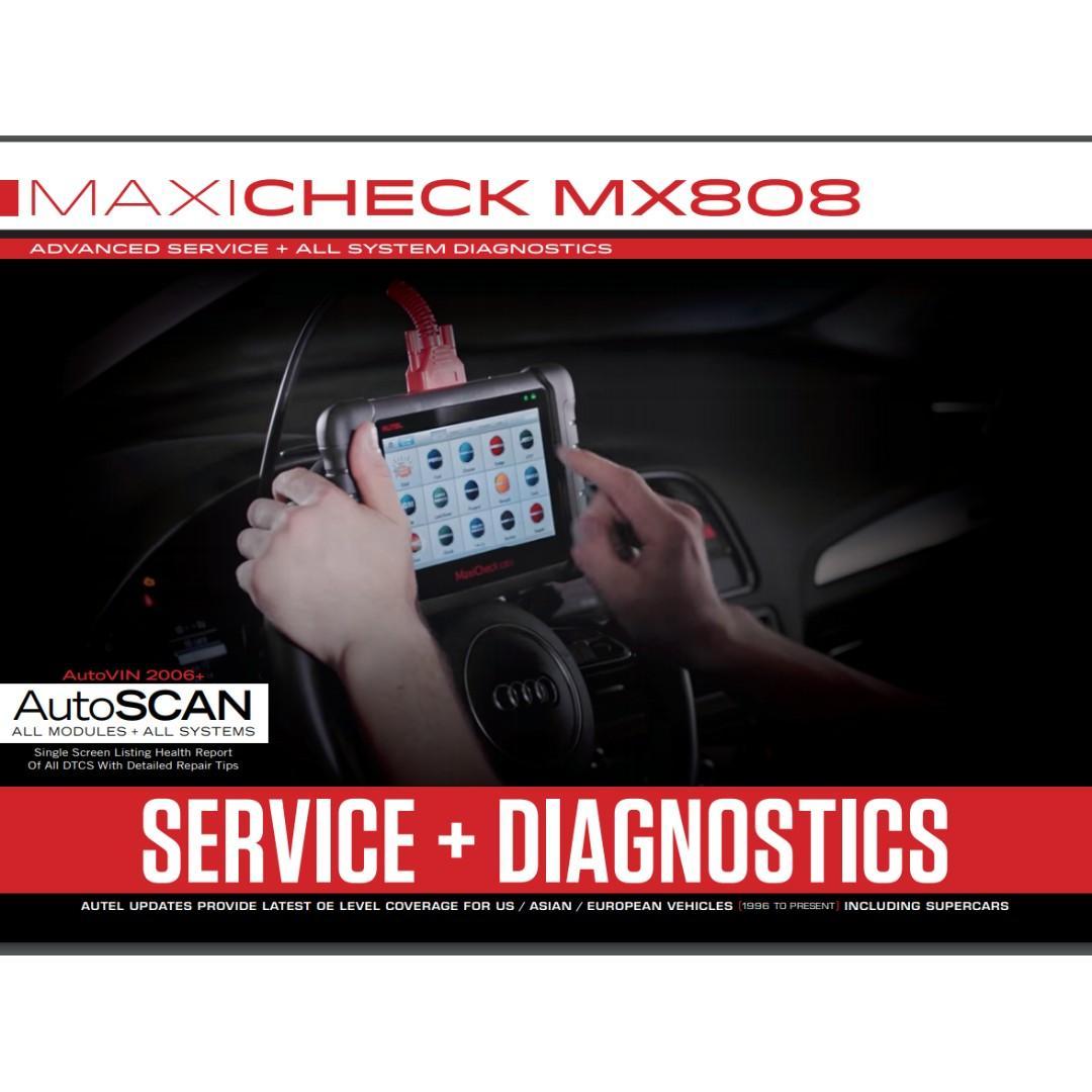 Professional Car Diagnostic Scanner Auto Diagnostic Tool