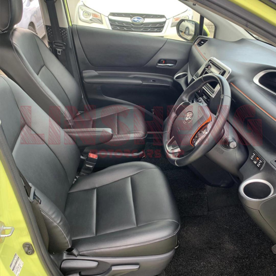 Toyota SIENTA (2016/Petrol) - Private Hire Ready (Grab/GoJek/Ryde/Tada)