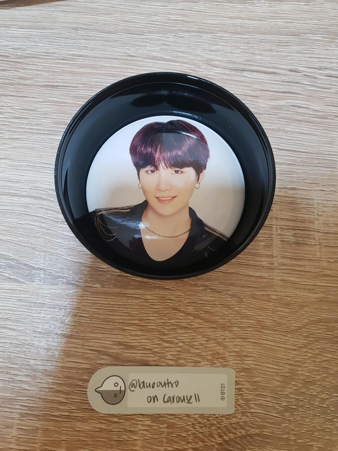 [WTS] BTS OFFICIAL SPEAKYOURSELF CAN BADGE