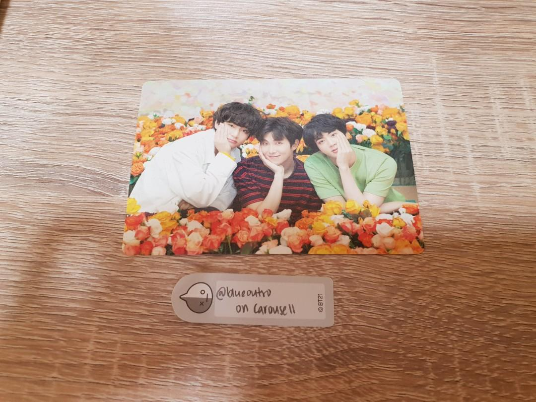 [WTS] BTS OFFICIAL LOVEYOURSELF JP TOUR