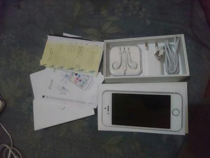 Iphone 5s 16Gb ex ibox fullset ampe nota