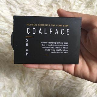 Kayman Beauty Coal Face Soap Bar 50g