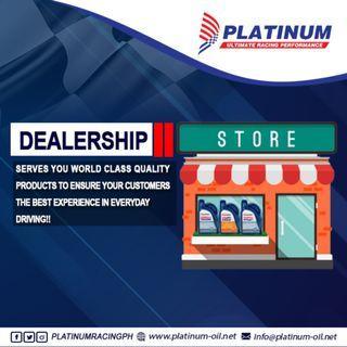 PLATINUM Dealership Lubricants Business
