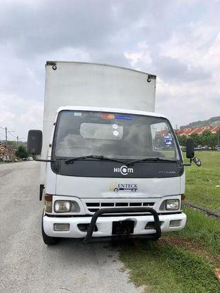Mover lorry and 4x4 (0192226955)