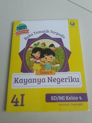 Buku Tematik 4I