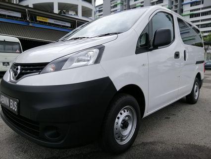 Nissan NV200 1.6 Auto