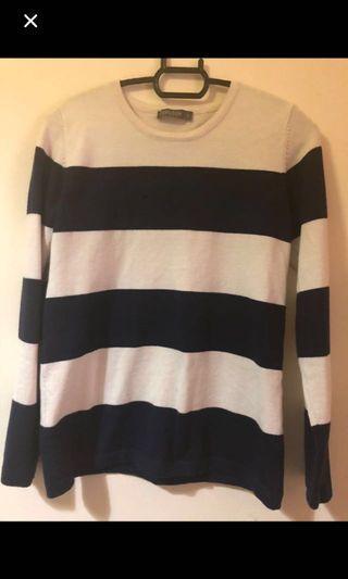 Poplook Stripe Knitwear