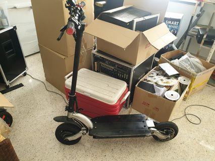 Dualtron Korea original EXplus world fastest electric scooter 100kmh+