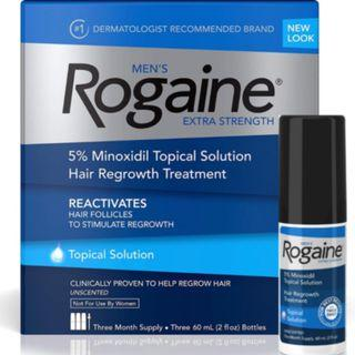 Rogaine (Original USA) 3 months supply