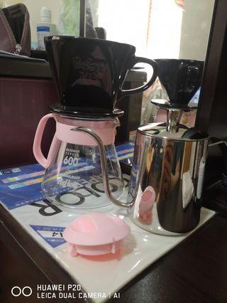 手沖式咖啡組