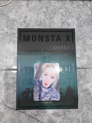 [WTS] Monsta X THE CLAN pt.1 <LOST>