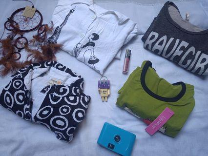 Tunik/blouse/Kaos