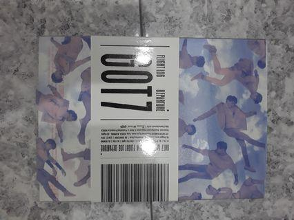 [WTS] GOT7 Mini Album Flight Log: Departure