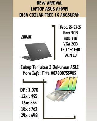 Laptop Asus A409FJ I5 VGA Bisa Cicilan