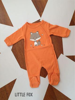 Romper Baby/baju tidur/baju bayi